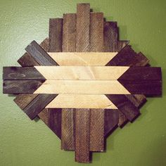 native american tribute wooden wall decor  by BranchesOnRiversides, $60.00