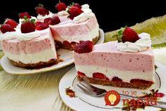 Perfektný dezert napríklad aj na oslavu Dňa matiek. Je to fantastická pochúťka, pripravená bez varenia a pečenia.