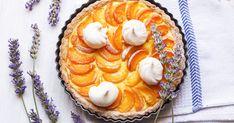 Sárgabarackos-vaníliás pite - Recept | Femina Pancakes, Breakfast, Food, Morning Coffee, Eten, Meals, Pancake, Morning Breakfast, Crepes