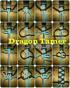 """Here's a new weave: The """"Dragon Tamer"""" by D.B. Beharry. Give it a shot, and let us see what you've made"""