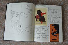 p14 schets 10 en nieuwe richting ontwerp