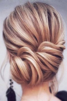 Elegant French Twist for Wedding picture 3