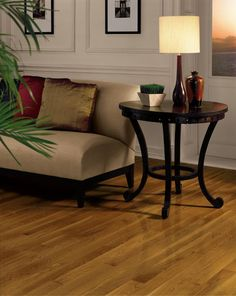 I've been thinking about getting new flooring for my living room. It's pretty old flooring and it shows. I can't decide what kind of flooring to get though. Bruce Hardwood Floors, Bruce Flooring, Engineered Hardwood Flooring, Red Oak, White Oak, Gq, Luxury Vinyl Tile Flooring, Relaxation Room, Flooring Options