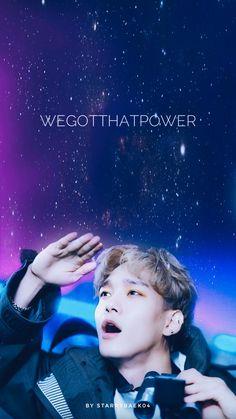 EXO REPACKAGED THE POWER OF MUSIC || WALLPAPER © to【starrybaek04】 #EXO #CHEN #COMEBACK #THEWAR #POWEROFMUSIC #엑소