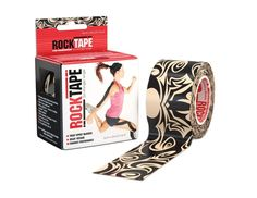 ROCKTAPE, 2' X 16.5' ROLL, TATTOO *** Discover this special product, click the image : Sports First Aid
