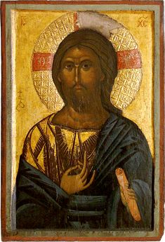 Guarda Foto stock di Jesus Christ 12621263 Icon By Unknown Artist Ohrid Republic Of Macedonia Century. Byzantine Icons, Byzantine Art, Christian Images, Christian Art, Christus Pantokrator, Images Of Christ, Late Middle Ages, Biblical Art, Image Icon