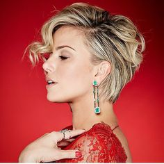60 Timeless Short Blonde Hair Ideas — Tempting Styles