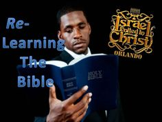 The Israelites: Re-Introducing The Bible