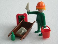 Playmobil 3312 Construction worker Bouwvakker Builder