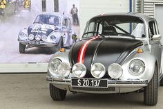 VW-1303-Rallye-Frontansicht-Landstrasse - Beetle