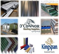 O'Connor Roofing is a well known supplier of high quality tile effect sheeting to cater to the variety of needs of our customers. You can get these supplies from us at market leading prices.