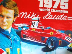 niki lauda - more about artist on www.p1gallery.cz
