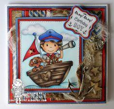 The Paper Nest: Captain Owen