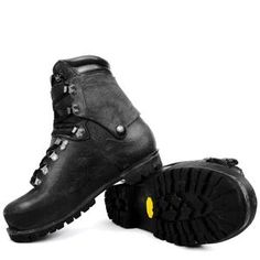 New German Army LOWA Civetta Extreme Gore-Tex Waterproof Mountain Boots Size 6.5