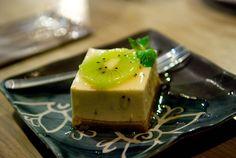 kiwi cheesecake