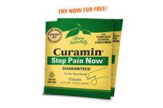 FREE Sample of Curamin - http://www.freesampleshub.com/free-sample-curamin/