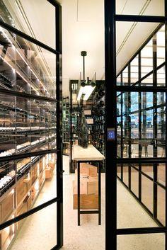 iluminacion-restaurante-jncquoi fashion clinic