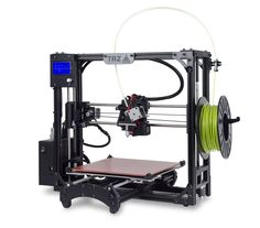 Buy LulzBot TAZ 5 Desktop Printer with mm Nozzle securely online today at a great price. LulzBot TAZ 5 Desktop Printer with mm Nozzle available today at The pri. 3d Printing Business, 3d Printing News, 3d Printing Technology, 3d Printing Service, Printing Services, Cheap 3d Printer, Best 3d Printer, Cnc, 3d Printer Reviews