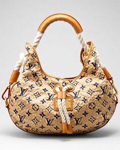 Louis Vuitton Monogram Bulles Bag MM