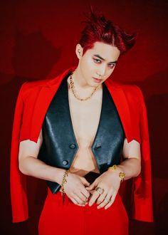 "K-Pop Comeback Spotlight: EXO - Sixth Full-Length Album ""Obsession"" Baekhyun Chanyeol, Kai, Taemin, Minho, Mamamoo, K Pop, Luhan And Kris, Exo Album, Exo Official"