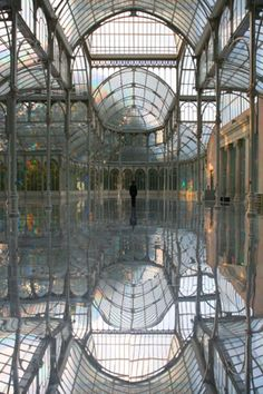 Glass Palace, Madrid Spain, been there done that, wanna do it again.