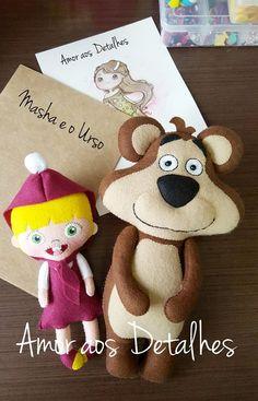 Masha e o Urso  - Versão Amor aos Detalhes