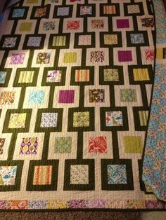 Quilting Ideas | Project on Craftsy: Central Park