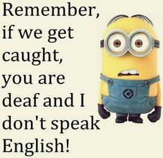 Yay for broken phones need your phone fixed asap do yourself a funny minions captions 2015 121258 pm friday 26 june solutioingenieria Choice Image