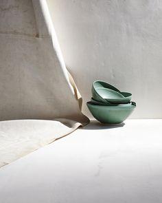 jim franco ceramics for dara artisans. — Hungry Ghost