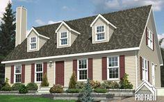 Audrey Constructeur maison, maison usinée, maison préfabriquée | Pro-Fab