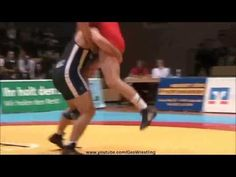 Wrestling and Wedding 4-point Throws