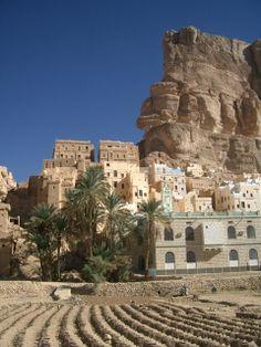 صور من وادي دوعن Yemen