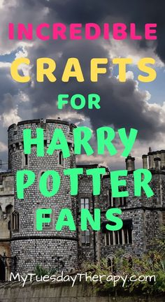 Harry Potter Crafts for Potterheads. Fun and easy Harry Potter Crafts for teens and kids. Pick a few Harry Potter DIY to do at your next awesome Harry Potter Party. Great Harry Potter activities anyone can do. Harry Potter Party Games, Harry Potter Activities, Harry Potter Gifts, Harry Potter Birthday, Harry Potter Crafts Diy, Hobbies To Take Up, Hobbies That Make Money, New Hobbies, Diy For Teens