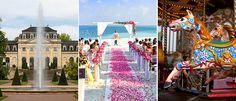 New Blog Post!  Wedding Venue Styles: Full Service Venues vs. Raw Spaces
