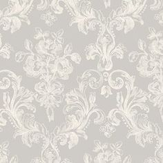 """the Grand Chateau 32.7' x 20.5"""" Vintage Floral Wallpaper Roll at Wayfair - Great Deals on all Décor & Pillows products with Free Shipping on most stuff, even the big stuff."""