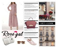 """Rosegal girl"" by antonija2807 ❤ liked on Polyvore featuring Arche, WALL, Illesteva, pretty, jeans and rosegal"