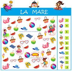 LA MARE, la soare (4ani+) Map, Location Map, Maps
