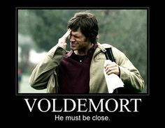 Supernatural meets Harry Potter