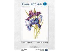 Радуга ирисов / Irises rainbow