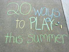 Playful Kid Activities for Toddler, Preschool and School Age kids.