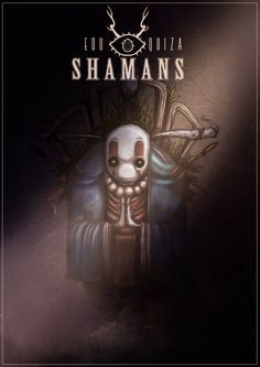 Edu Quiza #septemberofshamans