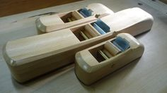 Sawmill Creek Woodworking Community - handmade wooden block, smoother, and jointer planes. Beech.