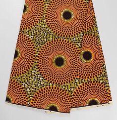 African Print Fabric/ Dutch Wax/ Ankara by HouseOfMamiWata