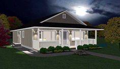 1260 sqft floor plan house 3 bedroom 2 bath 1 story porch