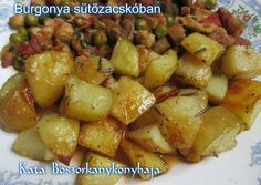 Potato Dishes, Potato Recipes, Meat Recipes, Cooking Recipes, Pasta, World Recipes, Light Recipes, Potato Salad, Food To Make