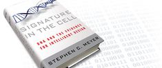 Signature in the Cell by Stephen C. Meyer.  Put this on my 'to read' list.
