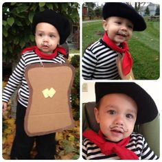 my son s french toast costume halloweencostume babycostume
