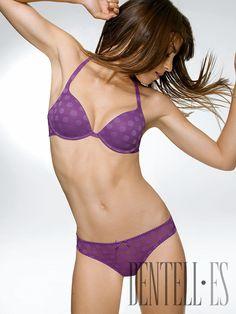 Miss Triumph Frühjahr/Sommer 2009 - Dessous - Miss Fresh - http://de.dentell.es/fashion/lingerie-12/basics-homewear/miss-triumph-848