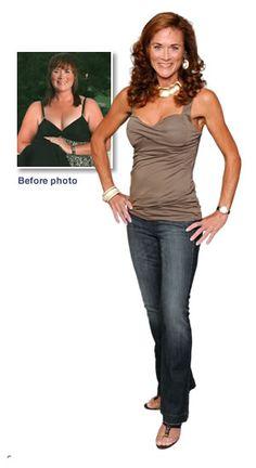 Medifast Weight Loss Success Stories - Amanda McCann. Inspiring