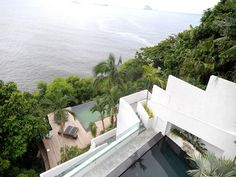 DREAM HOME WITH A VIEW: Villa on the coast of Brazil.